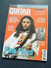GUITAR COLLECTOR 2005 44 PINK FLOYD STEPHEN STILLS PHILIP CATHERINE ROBERT CRAY