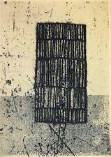 César Baldaccini gravure orginale signée numérotée