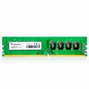 ADATA Premier 4GB, DDR4 2400 MHz RAM (PC4-19200) CL17 MEMORY, Warranty