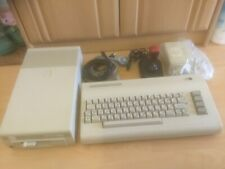 Commodore C64G und Commodore Floppy 1541, ELITE Joystick - 100% Funktion - TOPPP