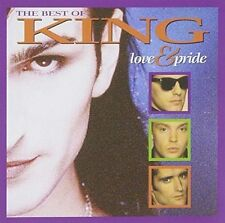 The Best of KNG Love & Pride 5099749262225 by King CD