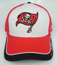TAMPA BAY BUCCANEERS NFL VINTAGE REEBOK SIDELINE DEEP SLANT CAP HAT NWT! 8cf698a7a