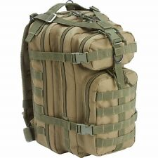 "New 17"" Green BACKPACK DAY PACK Bug Out Bag Survival Tactical Military Emergency"