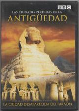 *BBC Ciudades Perdidas De La Antigüedad: La Ciudad Desaparecida Del Faraon (DVD)