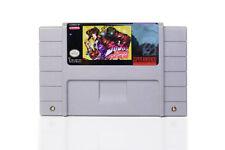 Jojo's Bizarre Adventure - game For SNES Super Nintendo -  RPG