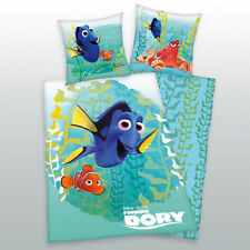Bettwäsche Disney Findet Dorie and Friends Nemo Martin Dory 135 x 200 cm NEU WOW