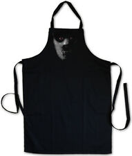 Hannibal Mask Bbq Cooking Kitchen Apron Red Silence Lecter Dragon of Lambs