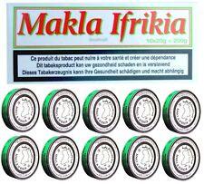 Makla ® ifrikia-Chewing Tobacco-mascar tabaco - 1 barra 1 x 10 x 20 g lata de metal