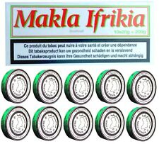 Makla® Ifrikia - Chewing Tobacco - Kautabak - 1 Stange 1 x 10 x 20 g Metalldose