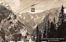 BR47913 Luftseilbahn kandersteg stock gasterntal cable train   Switzerland