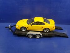 Motor Max Car Trailer #76009  1:18