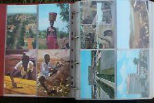 Sammlung 320 AK Ghana Kamerun Kongo Afrika viele ethnische Motive 1967-1990