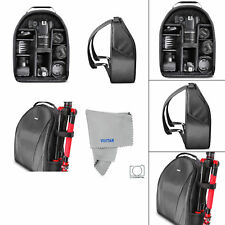 LARGE BACKPACK CARRYING CASE FOR CANON REBEL EOS 1100D 1000D 1200D T5 T5I T6 T6I