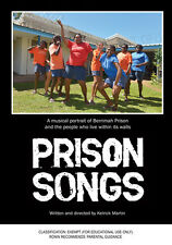 New DVD** PRISON SONGS