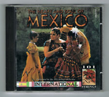 ♫ - 101 STRINGS ORCHESTRA - THE HEART & SOUL OF MEXICO - 1996 -TRÈS BON ÉTAT - ♫