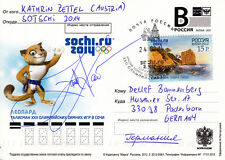 Karin Papers (Aut ) Made of Sotchi Verschickte Postcard with Stamp Sign Rarity