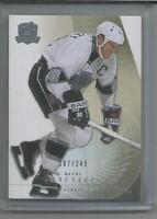 2009-10 The Cup base #90 Wayne Gretzky Los Angeles Kings /249
