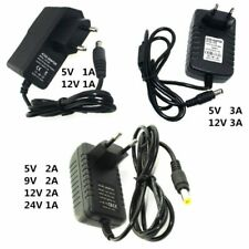 Power Supply Charger Adapter Dc 5V 9V 12V 24V1A 2A 3A Adaptor Dc 5 9 12 24V Volt