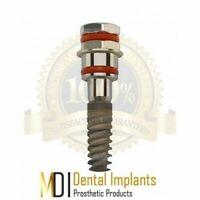 100 Impianto dentale Connessione Sterile Interno-Esagonale per Odontoiatria...