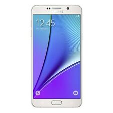 Brand New Samsung Galaxy Note 5 White Lte 64GB Unlocked Smart Phone-1Year Wty.