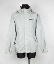 Didriksons Hooded Storm System Dry5 Men Jacket Size M, Genuine