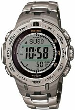 CASIO watches PROTREK titanium band specification PRW-3100T-7JF from japan F/S