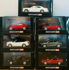 1:64 MINICHAMPS Alfa Romeo - Bentley - Mercedes-Benz Models IN STOCK !!!