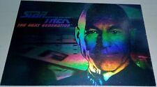Star Trek 25th Anniversary H4 Hologram Trading Card Impel 1991