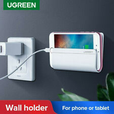 Ugreen Phone Holder Wall Mounted Phone iPad Stand Charger Bracket Universal