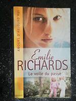 Livre - Emilie Richards - le voile du passé   X