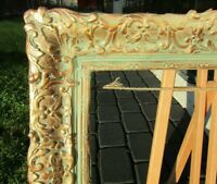FRENCH PROVENCE BARBIZON BAROQUE ROCOCO  DEEP CORE GILDED FRAME FOR PAINTING