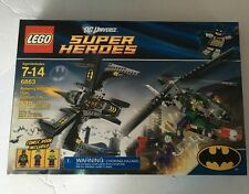 LEGO 6863 Super Heroes Batwing Battle Over Gotham City SEALED