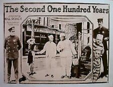 SECOND 100 YEARS (Laurel & Hardy) MOVIE POSTER