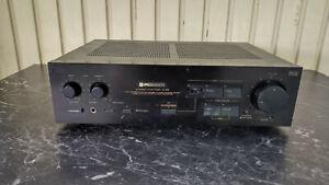 Pioneer Stereo Amplifier A-33 Verstärker Rarität TOP Zustand