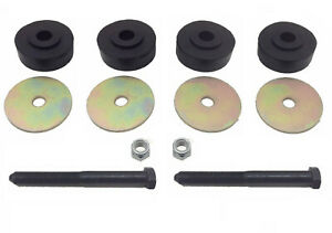 Land Rover Discovery 1 Range Rover Classic Pair of Body Mount Bushes Set