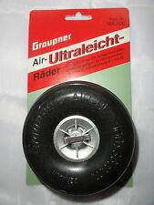 Graupner 165.100 - Air-Ultra-Leichtrad - durchm. 100mm - 1Stk