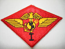 USMC 1st Air Wing Patch New Full Color Embroidered Hat Jacket Bag Coat