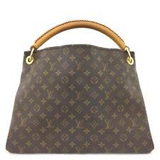 100% Authentic Louis Vuitton Monogram Artsy MM Shoulder Tote Bag /40878