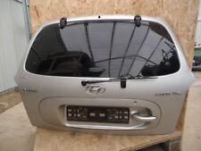 Hyundai Santa Fe SM Facelift Heckklappe 04-06 silber LL
