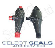 SS69  Cyclone Separator - Nylon -This Cyclone  separates the heavy particles