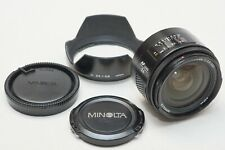 Minolta Maxxum 24mm f/2.8 AF Lens