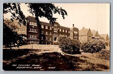 Northfield Minnesota MN Odd Fellows Home Real Photo Postcard RPPC 1930-50