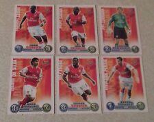 Match Attax ataque 2007//08 07//08 Tomas entrenador tarjeta de edición limitada Arsenal