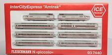 "Fleischmann 937440 N InterCity Express ""ICE"" Set LN/Box"
