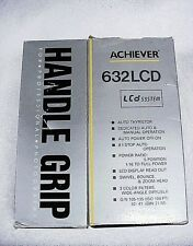 For Canon A1 AE-1 AE-1P AV1 AT-1 Achiever 632LCD Flash+Grip  | New | BOX IB