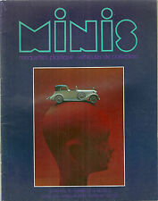 MINIS # 2 Miniature 1:43 Solido Lola T 280 SIKU Polistil char Centurion P47