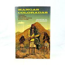 Mangas Coloradas Chief of the Chiricahua Apaches Edwin Sweeney (1998, HC/HB/DJ)