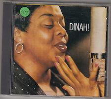 DINAH WASHINGTON - dinah CD
