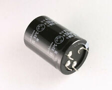 3x 330uF 450V Radial Snap In Mount Electrolytic Aluminum Capacitor 85C 450VDC