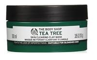 The Body Shop Tea Tree Skin Clearing Clay Mask100 ML 3.85 OZ New